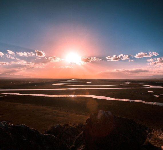 Tentang Sungai Tiberiasdan Kondisinya Sekarang